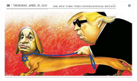 Anti-semitic NYT cartoon?