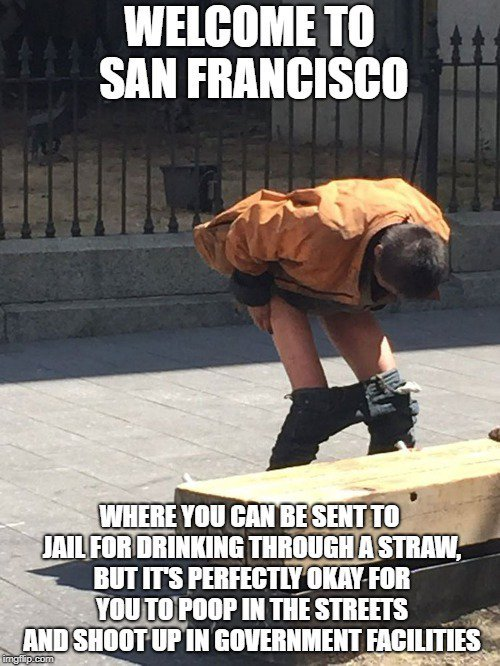 Welcome to San Fran