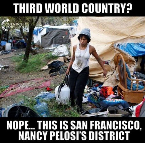 Third world country?