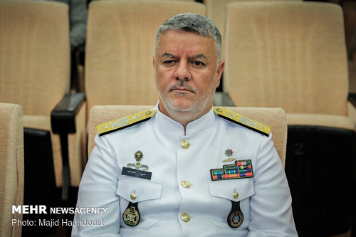 TEHRAN, Jul. 29 (MNA) – Commander of the Iranian Army's Navy Rear Admiral Hossein Khanzadi announced on Monday that Iran and Russia have agreed to conduct another joint military exercise in some specific areas of the Indian Ocean by the year end.